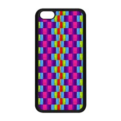 Background For Scrapbooking Or Other Patterned Wood Apple Iphone 5c Seamless Case (black)