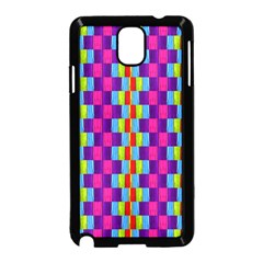 Background For Scrapbooking Or Other Patterned Wood Samsung Galaxy Note 3 Neo Hardshell Case (black)