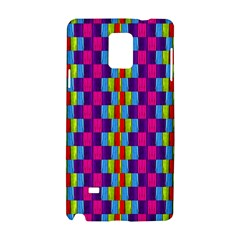 Background For Scrapbooking Or Other Patterned Wood Samsung Galaxy Note 4 Hardshell Case