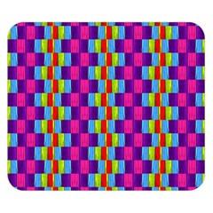 Background For Scrapbooking Or Other Patterned Wood Double Sided Flano Blanket (Small)