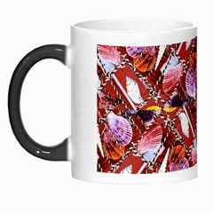 Background For Scrapbooking Or Other Shellfish Grounds Morph Mugs