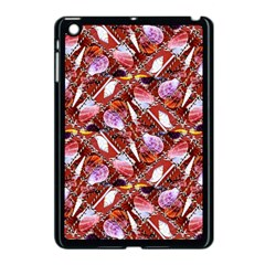 Background For Scrapbooking Or Other Shellfish Grounds Apple iPad Mini Case (Black)