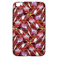 Background For Scrapbooking Or Other Shellfish Grounds Samsung Galaxy Tab 3 (8 ) T3100 Hardshell Case