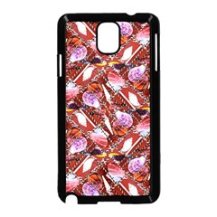 Background For Scrapbooking Or Other Shellfish Grounds Samsung Galaxy Note 3 Neo Hardshell Case (Black)