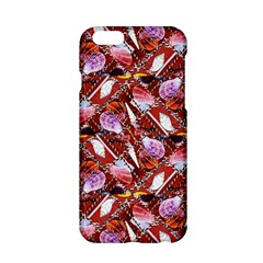 Background For Scrapbooking Or Other Shellfish Grounds Apple Iphone 6/6s Hardshell Case