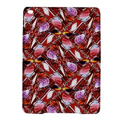 Background For Scrapbooking Or Other Shellfish Grounds iPad Air 2 Hardshell Cases