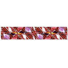 Background For Scrapbooking Or Other Shellfish Grounds Flano Scarf (Large)