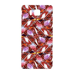 Background For Scrapbooking Or Other Shellfish Grounds Samsung Galaxy Alpha Hardshell Back Case