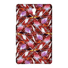 Background For Scrapbooking Or Other Shellfish Grounds Samsung Galaxy Tab S (8.4 ) Hardshell Case