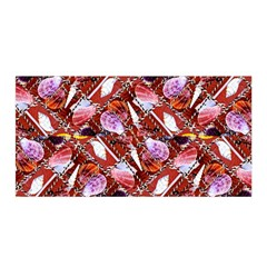 Background For Scrapbooking Or Other Shellfish Grounds Satin Wrap