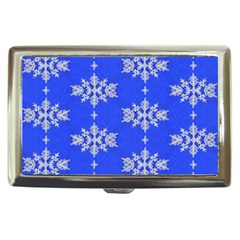 Background For Scrapbooking Or Other Snowflakes Patterns Cigarette Money Cases