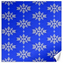 Background For Scrapbooking Or Other Snowflakes Patterns Canvas 12  x 12