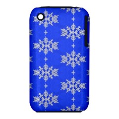 Background For Scrapbooking Or Other Snowflakes Patterns iPhone 3S/3GS