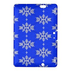Background For Scrapbooking Or Other Snowflakes Patterns Kindle Fire HDX 8.9  Hardshell Case