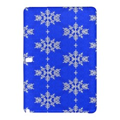 Background For Scrapbooking Or Other Snowflakes Patterns Samsung Galaxy Tab Pro 12 2 Hardshell Case