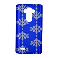 Background For Scrapbooking Or Other Snowflakes Patterns Lg G4 Hardshell Case