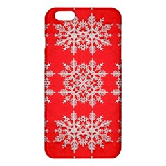 Background For Scrapbooking Or Other Stylized Snowflakes Iphone 6 Plus/6s Plus Tpu Case