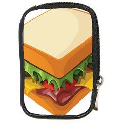 Sandwich Breat Chees Compact Camera Cases