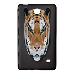 Tiger Face Animals Wild Samsung Galaxy Tab 4 (8 ) Hardshell Case