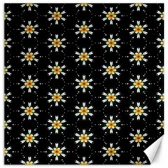 Background For Scrapbooking Or Other With Flower Patterns Canvas 16  x 16