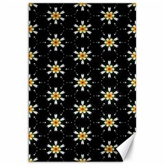 Background For Scrapbooking Or Other With Flower Patterns Canvas 20  x 30