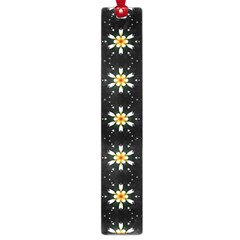 Background For Scrapbooking Or Other With Flower Patterns Large Book Marks