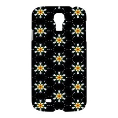 Background For Scrapbooking Or Other With Flower Patterns Samsung Galaxy S4 I9500/I9505 Hardshell Case