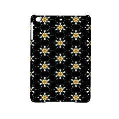 Background For Scrapbooking Or Other With Flower Patterns Ipad Mini 2 Hardshell Cases