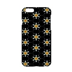 Background For Scrapbooking Or Other With Flower Patterns Apple iPhone 6/6S Hardshell Case