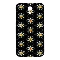 Background For Scrapbooking Or Other With Flower Patterns Samsung Galaxy Mega I9200 Hardshell Back Case