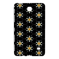 Background For Scrapbooking Or Other With Flower Patterns Samsung Galaxy Tab 4 (8 ) Hardshell Case