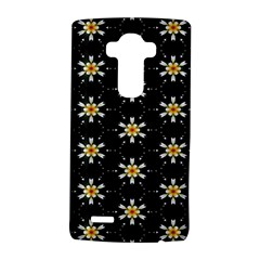 Background For Scrapbooking Or Other With Flower Patterns LG G4 Hardshell Case