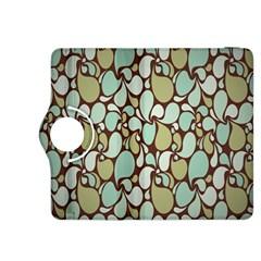 Leaf Camo Color Flower Floral Kindle Fire Hdx 8 9  Flip 360 Case