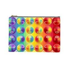 Background For Scrapbooking Or Other Cosmetic Bag (Large)