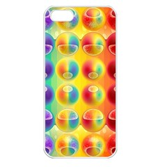 Background For Scrapbooking Or Other Apple Iphone 5 Seamless Case (white)