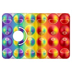 Background For Scrapbooking Or Other Kindle Fire Hdx Flip 360 Case