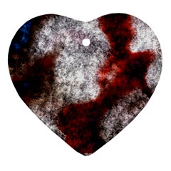 Background For Scrapbooking Or Other Heart Ornament (Two Sides)