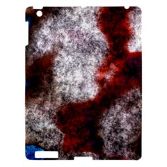 Background For Scrapbooking Or Other Apple iPad 3/4 Hardshell Case