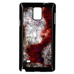 Background For Scrapbooking Or Other Samsung Galaxy Note 4 Case (Black)