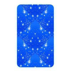 Background For Scrapbooking Or Other With Snowflakes Patterns Memory Card Reader