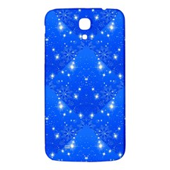 Background For Scrapbooking Or Other With Snowflakes Patterns Samsung Galaxy Mega I9200 Hardshell Back Case