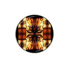Background Pattern Hat Clip Ball Marker (4 pack)