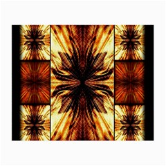Background Pattern Small Glasses Cloth (2-Side)