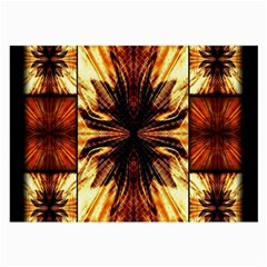 Background Pattern Large Glasses Cloth