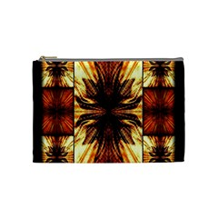 Background Pattern Cosmetic Bag (Medium)