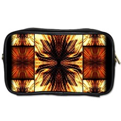 Background Pattern Toiletries Bags