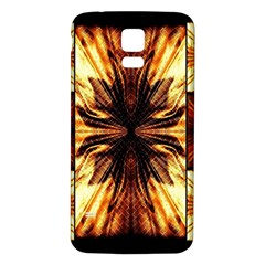 Background Pattern Samsung Galaxy S5 Back Case (white)