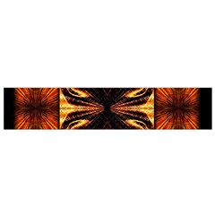 Background Pattern Flano Scarf (small)