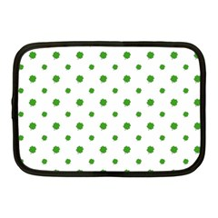 Saint Patrick Motif Pattern Netbook Case (Medium)