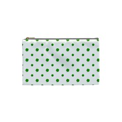 Saint Patrick Motif Pattern Cosmetic Bag (Small)